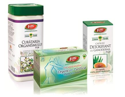 detoxifiere organism fares cancer gastric ulcerat