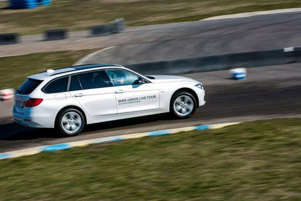 BMW xDrive Live Tour 2014, BMW 330d xDrive Touring