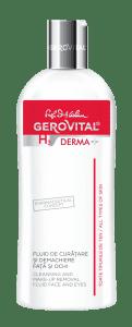 Gerovital H3 Derma+ Fluid-curatare_fata-ochi_flacon200ml