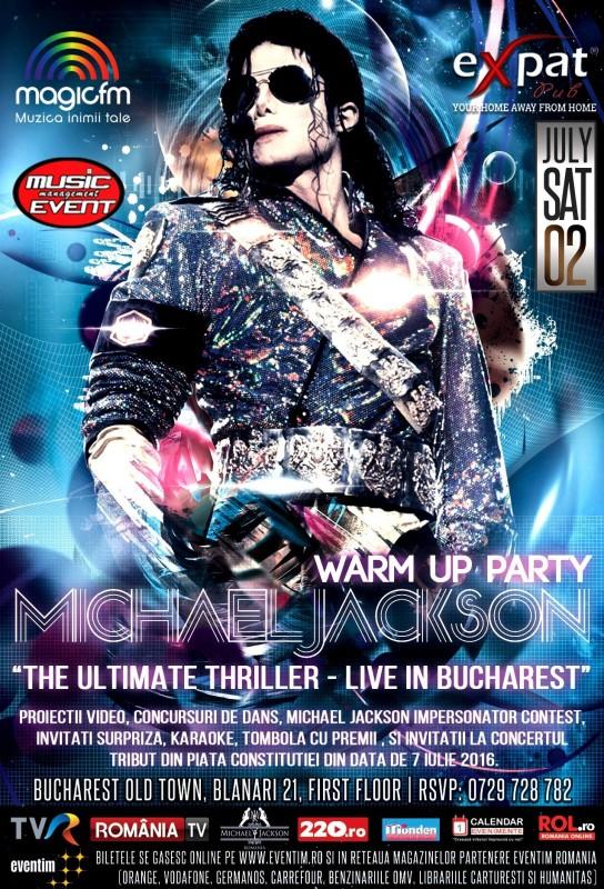 afis 2 iulie MJ